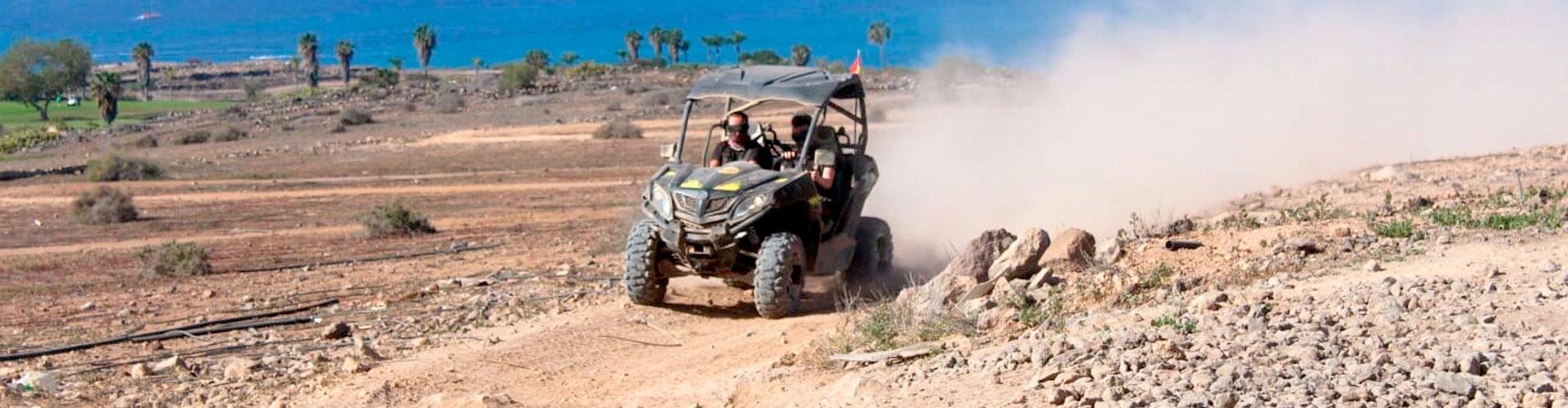 Safari Buggy Teneriffa