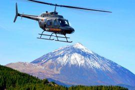 Helikopter Teneriffa